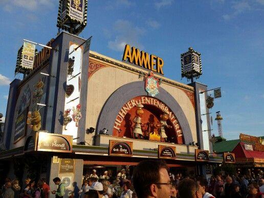 #Oktoberfest #Wiesn #Ammer