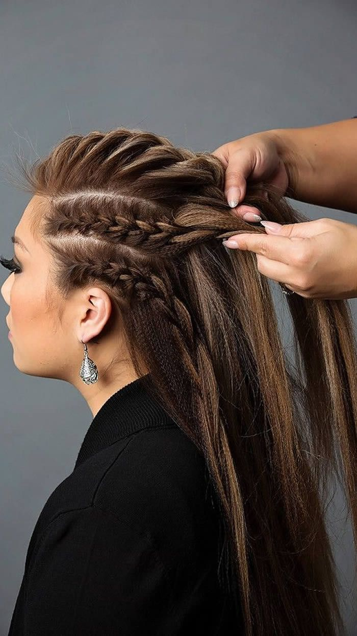 amazing hairstyle hacks to try on lazy days amazing hairstyles