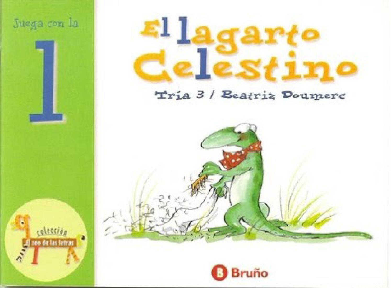 El Zoo De Las Letras El Lagarto Celestino Cuentos Infantiles Pdf Libros Infantiles Gratis Libros Infantiles Pdf