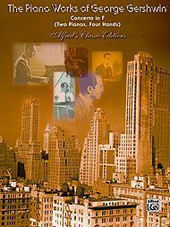 Concerto In F Gershwin Blues Piano An American In Paris