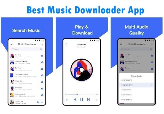 Best Music Downloader App For Free Mp3 Songs Download