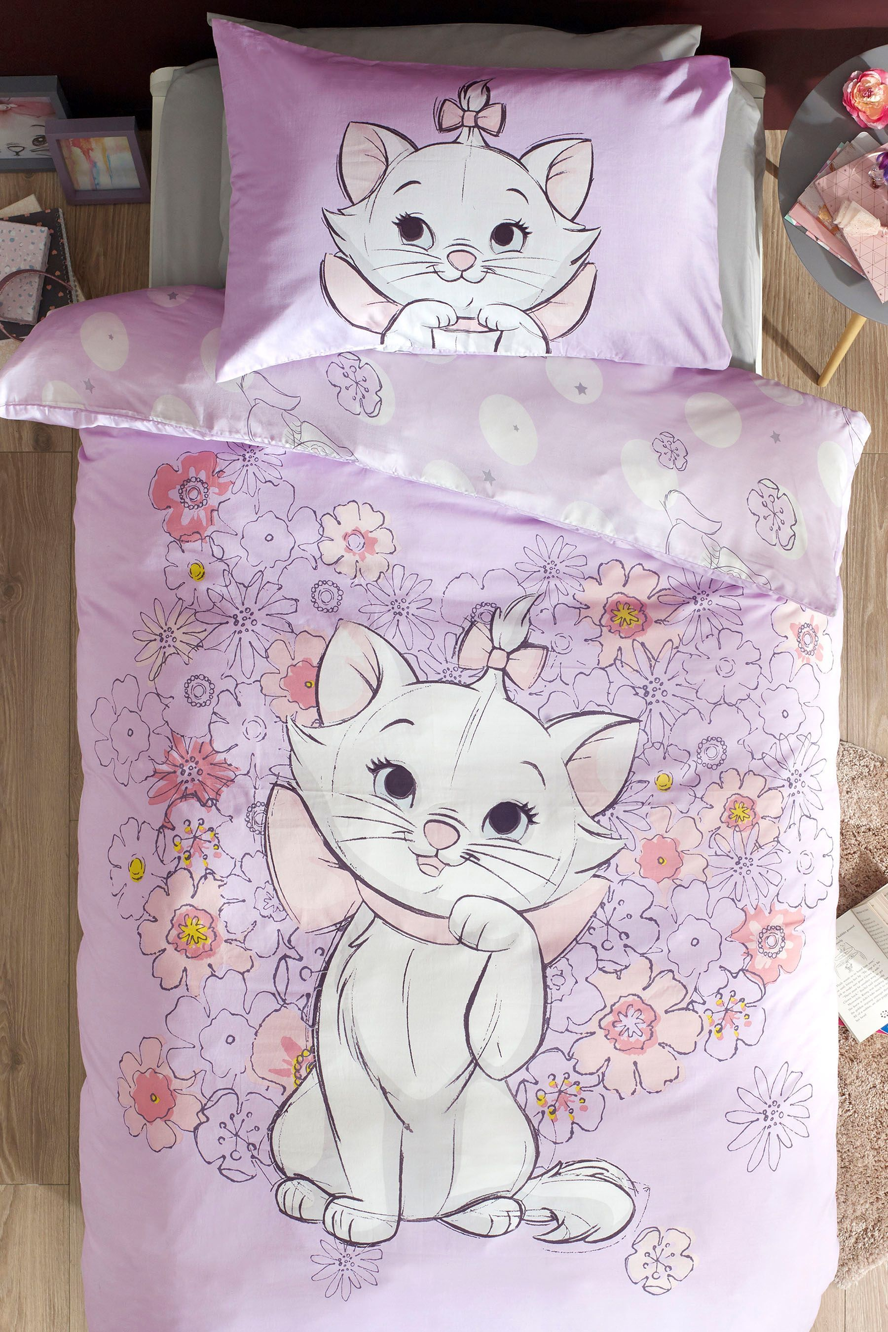 Marie Bed Set - Purple (With images) | Childrens duvet covers, Purple duvet  cover, Duvet covers cheap