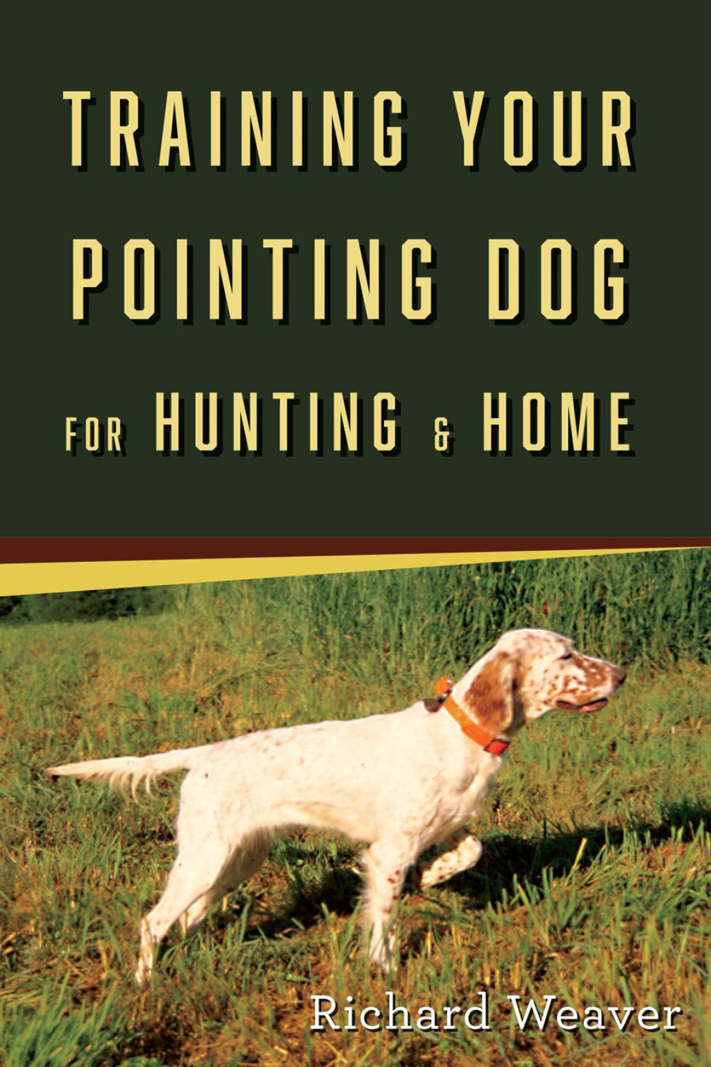 Training Your Pointing Dog For Hunting Home Ebook Rental