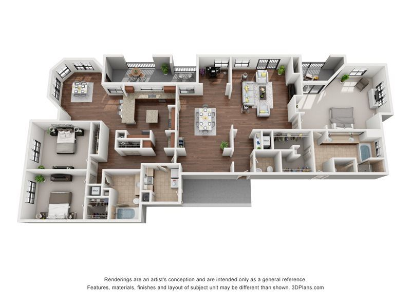 San Antonio Floorplan 1 House Layout Plans Sims House Design Model House Plan