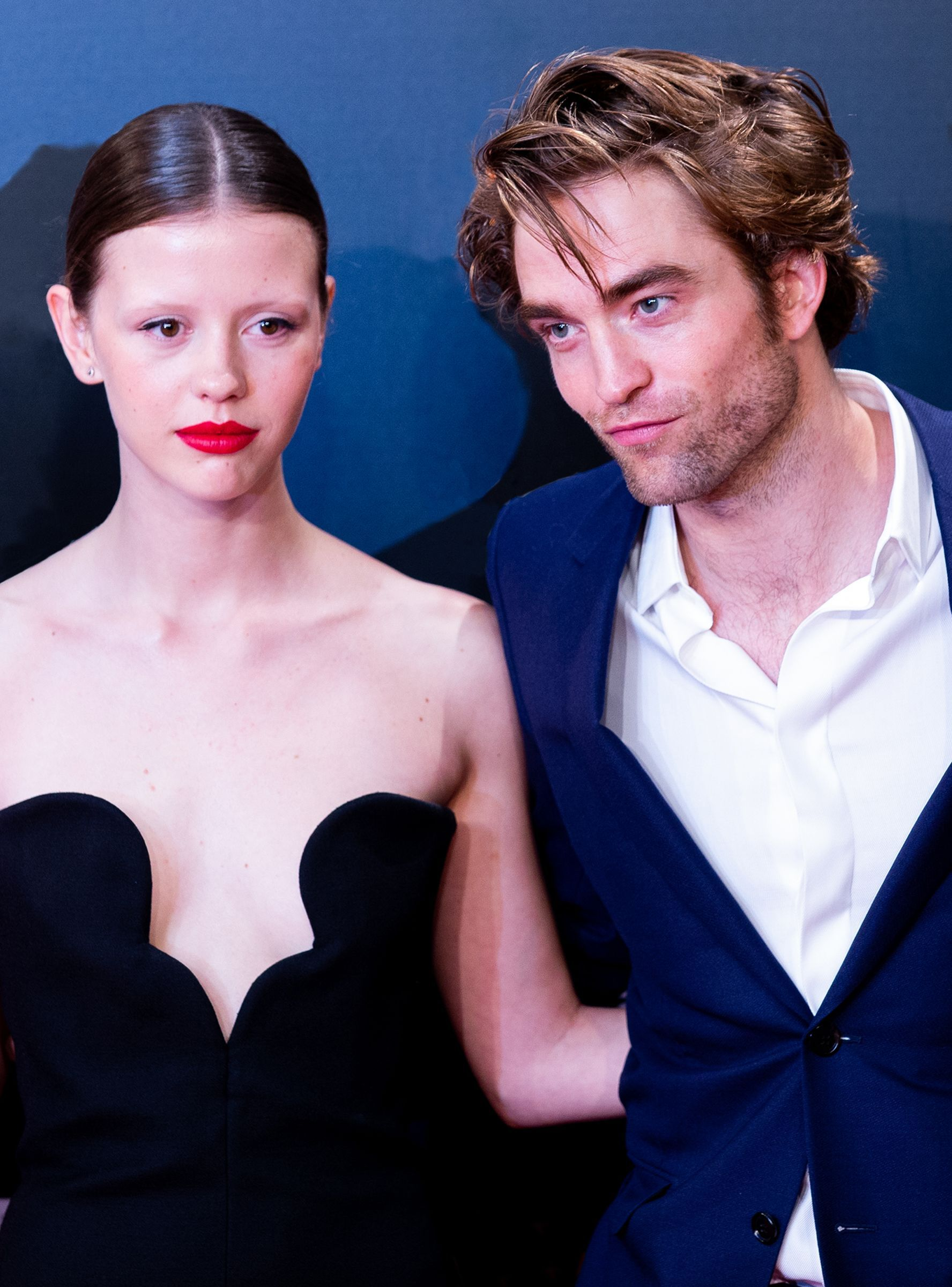 Robert Pattinson Spotted With Shia LaBeouf's ExWife Day