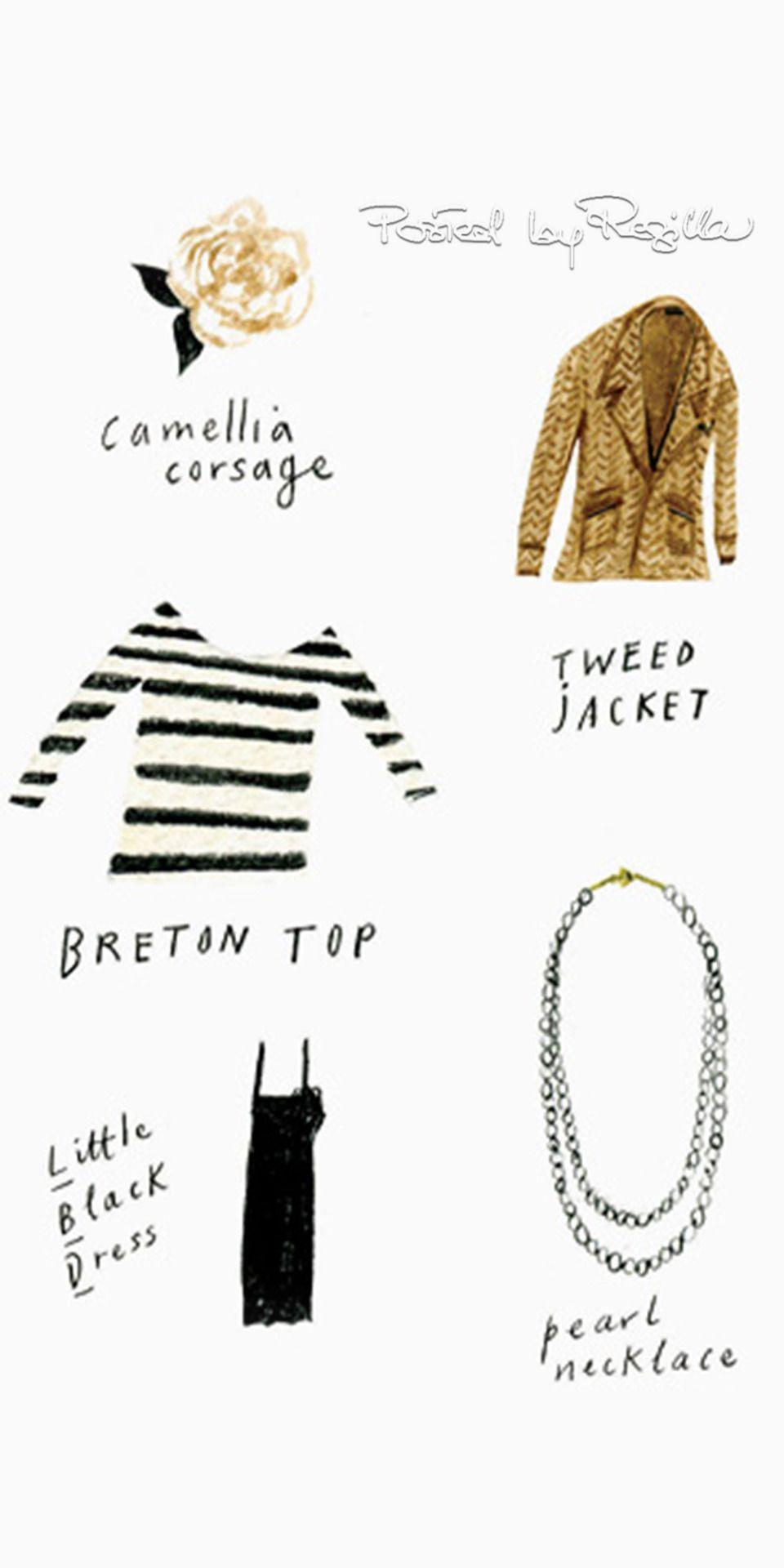 Regilla ⚜ Chanel essentials