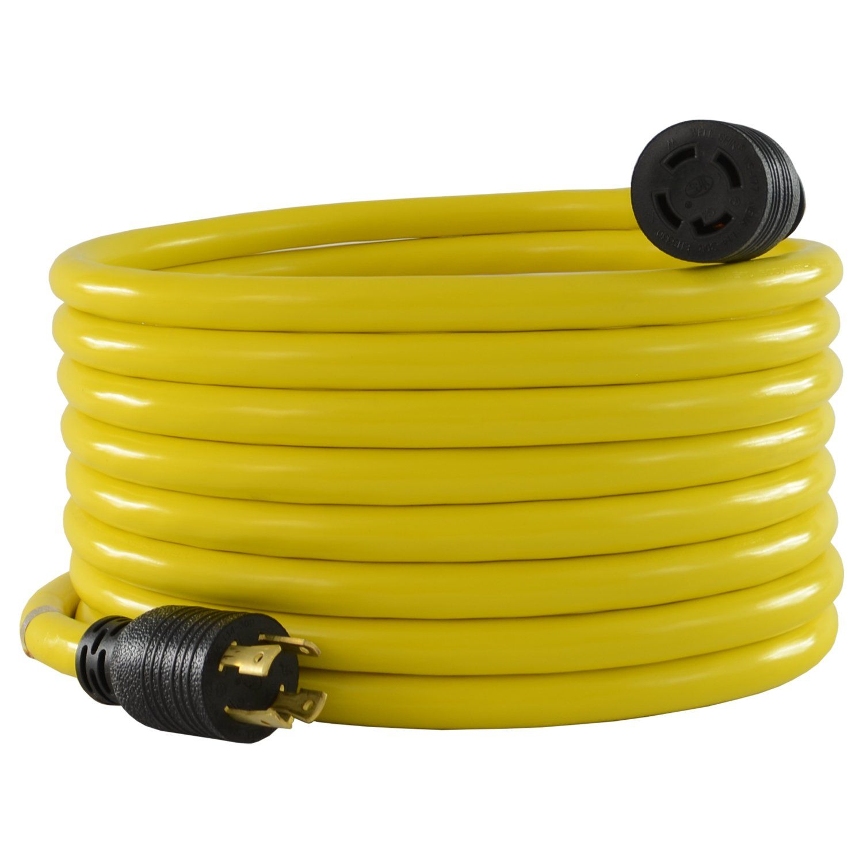 conntek 20601 010 l14 30 4 prong 30 amp generator cord 10 feet  [ 1500 x 1500 Pixel ]