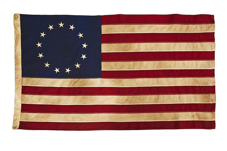 Myths And Facts About The History Of The American Flag Original American Flag American Flag History First American Flag