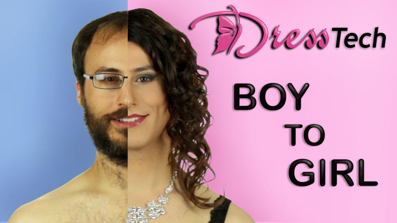 56297e9c2b I finally filmed a Boy To Girl video! Watch me get ready on youtube ...