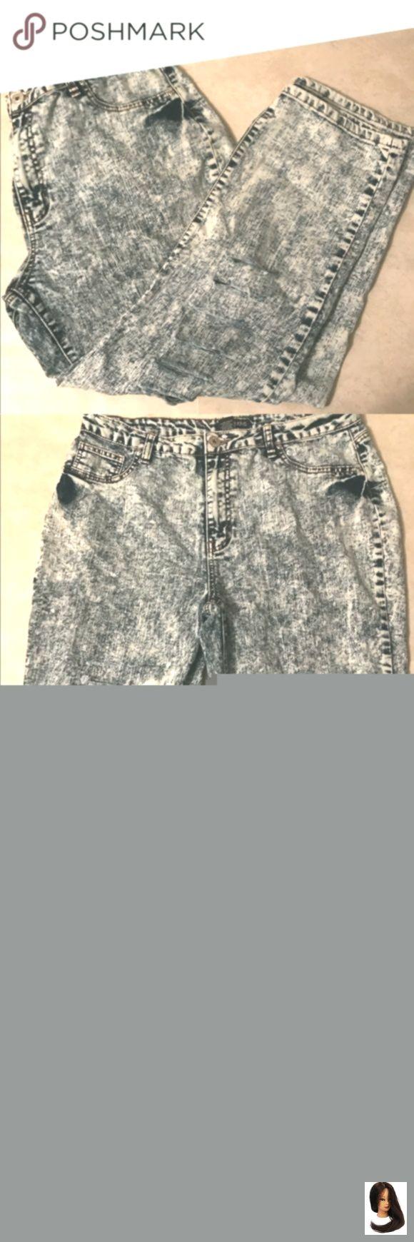 #Acid #Baddie #distressed #High #High Waist Jeans baddie #Jeans 2