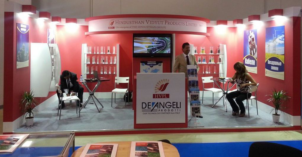 Looking for best Exhibition Booth Fabrication in Delhi, Mumbai, Bangalore and Ahmedabad India? We are a leading exhibition company providing excellent Exhibition Booth Fabrication & designing services across in India. Contact us at +91-11-4141 7722.