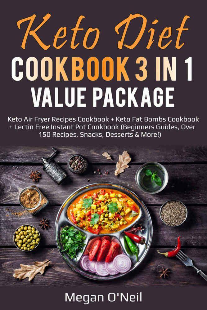 (PDF) Keto Diet Cookbook 3 in 1 Value Package Keto Air