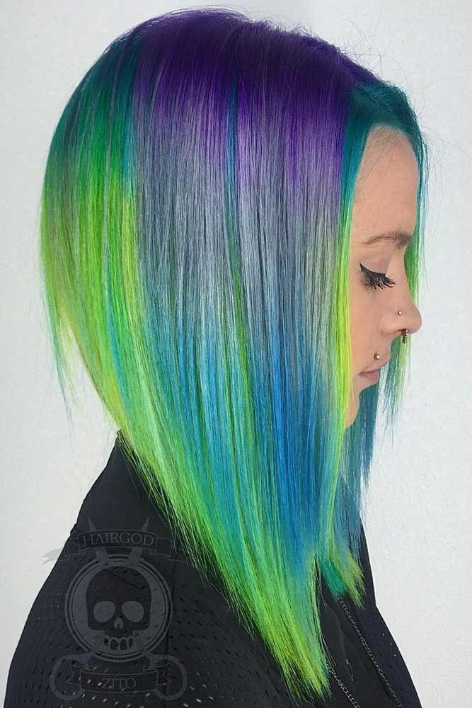 27 Super Bright Emo Hair Ideas Hair Dye Colors I Want To Have When