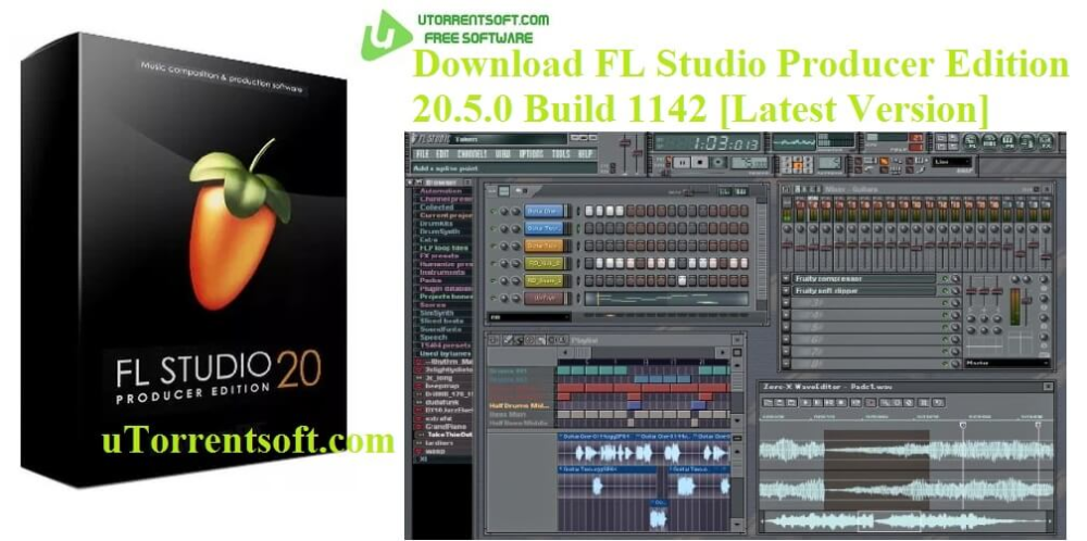 Download Fl Studio Producer Edition 20 5 0 Build 1142 Latest Version Di 2020