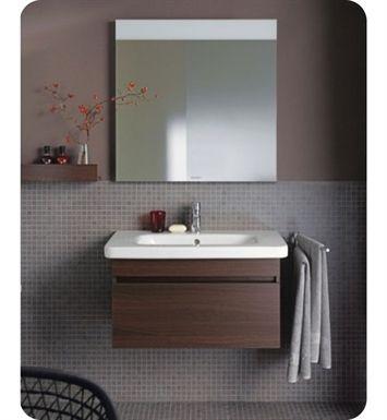 Duravit DS6383 DuraStyle Wall Mounted Modern Bathroom Vanity Unit