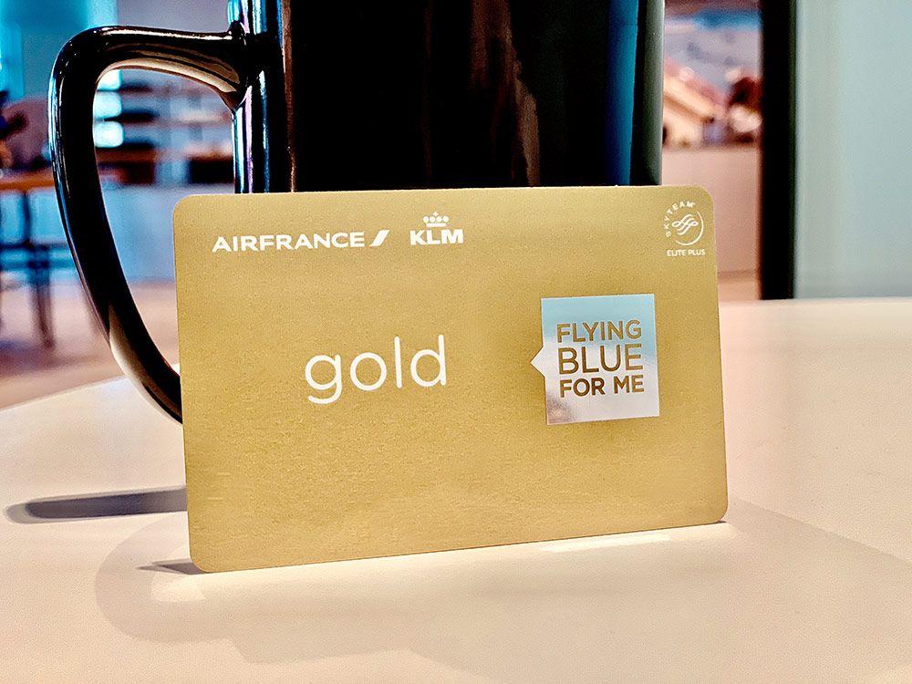 Flying Blue Comment devenir Silver, Gold ou Platinum