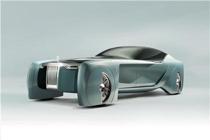 2016 Rolls-Royce 103EX - Concepts