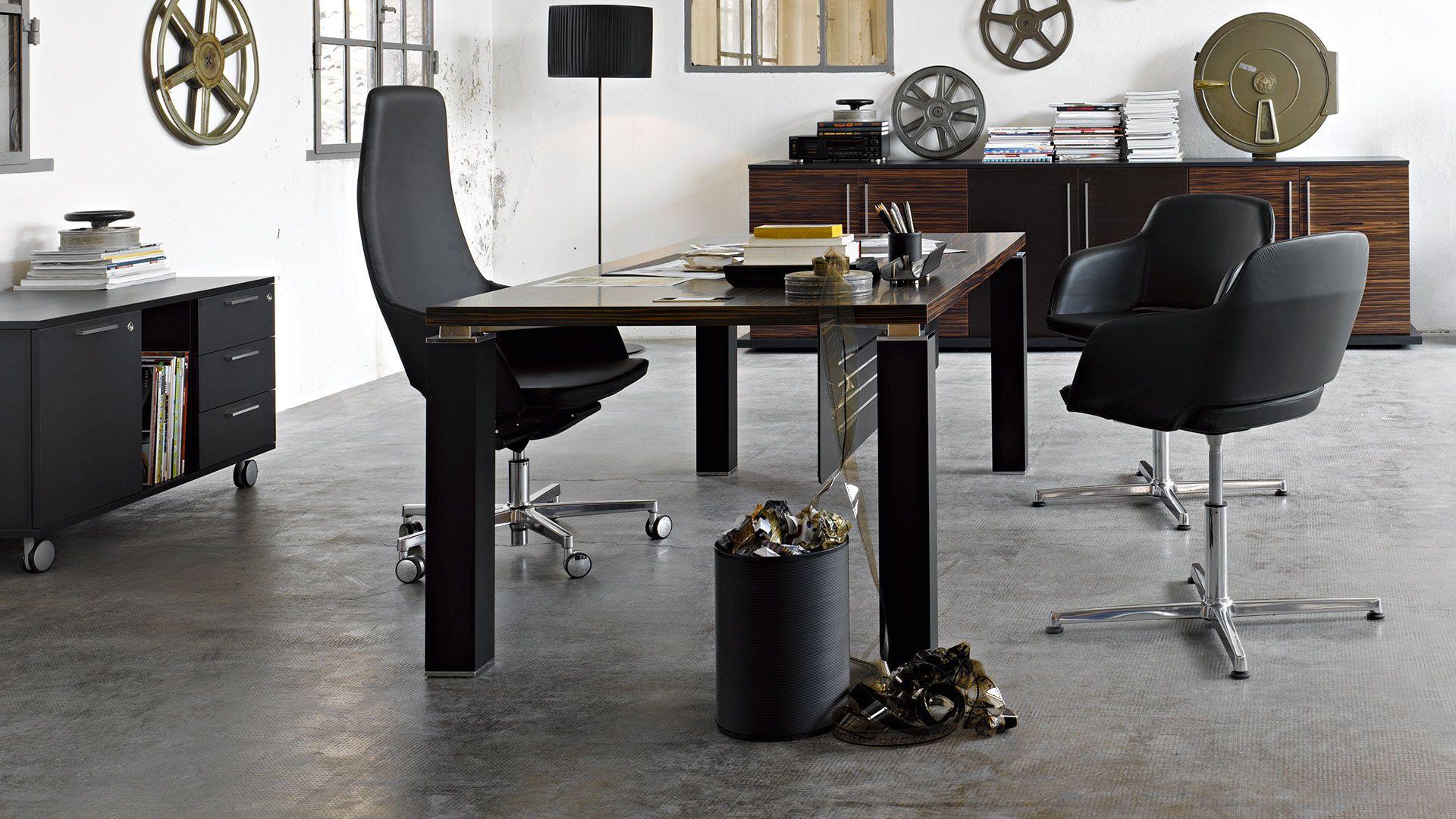 Arbeitszimmermöbel chefbüro tao chefzimmer chefschreibtisch arbeitszimmer
