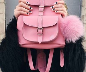Photo of Pink bag shared by Meral on We Heart It