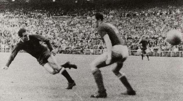 50 años de su histórico gol ante la URSS - MARCA.com