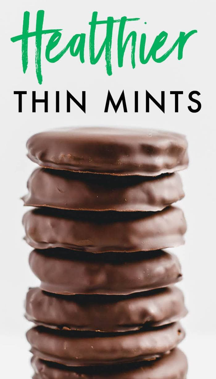 Homemade Thin Mints {Vegan + Gluten-Free} | Eating