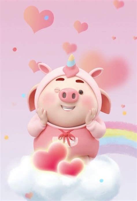 Pig 🍭 | Fondos Lindos Para Celular, Cerditos, Imagenes De