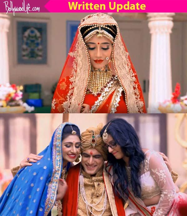 Yeh Rishta Kya Kehlata Hai 10 March 2017 Written Update Of Full Episode Naira Chooses Akshara S Lehenga Over Kartik S Daadi S Cutest Couple Ever Full Episodes Indian Designer Wear