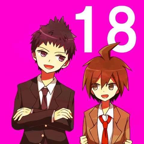 Makoto and Jin (Is that his name?)