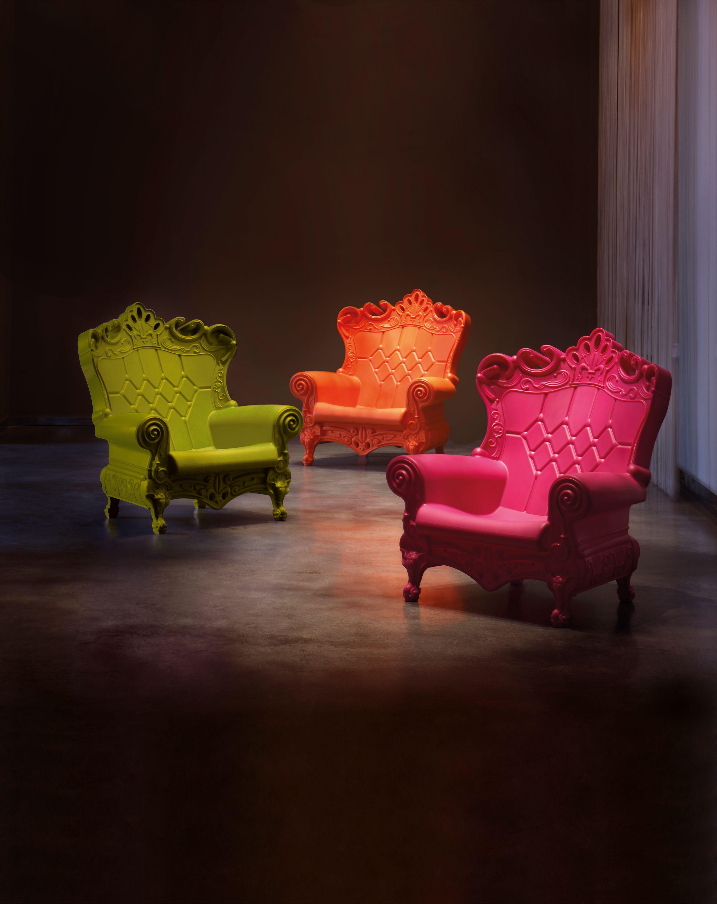 Queen of love design moro pigatti nhow hotel milano for Love design milano