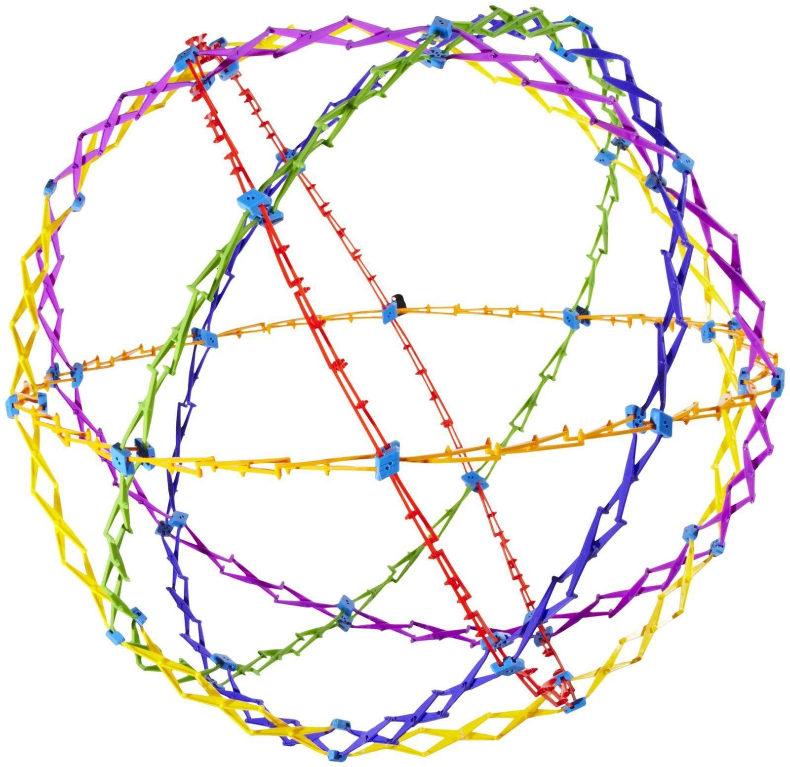 Hoberman Sphere by Hoberman Designs