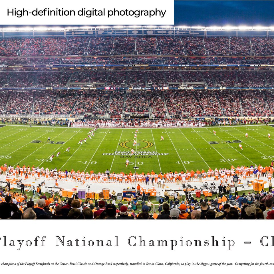 2019 College Football Playoff National Championship