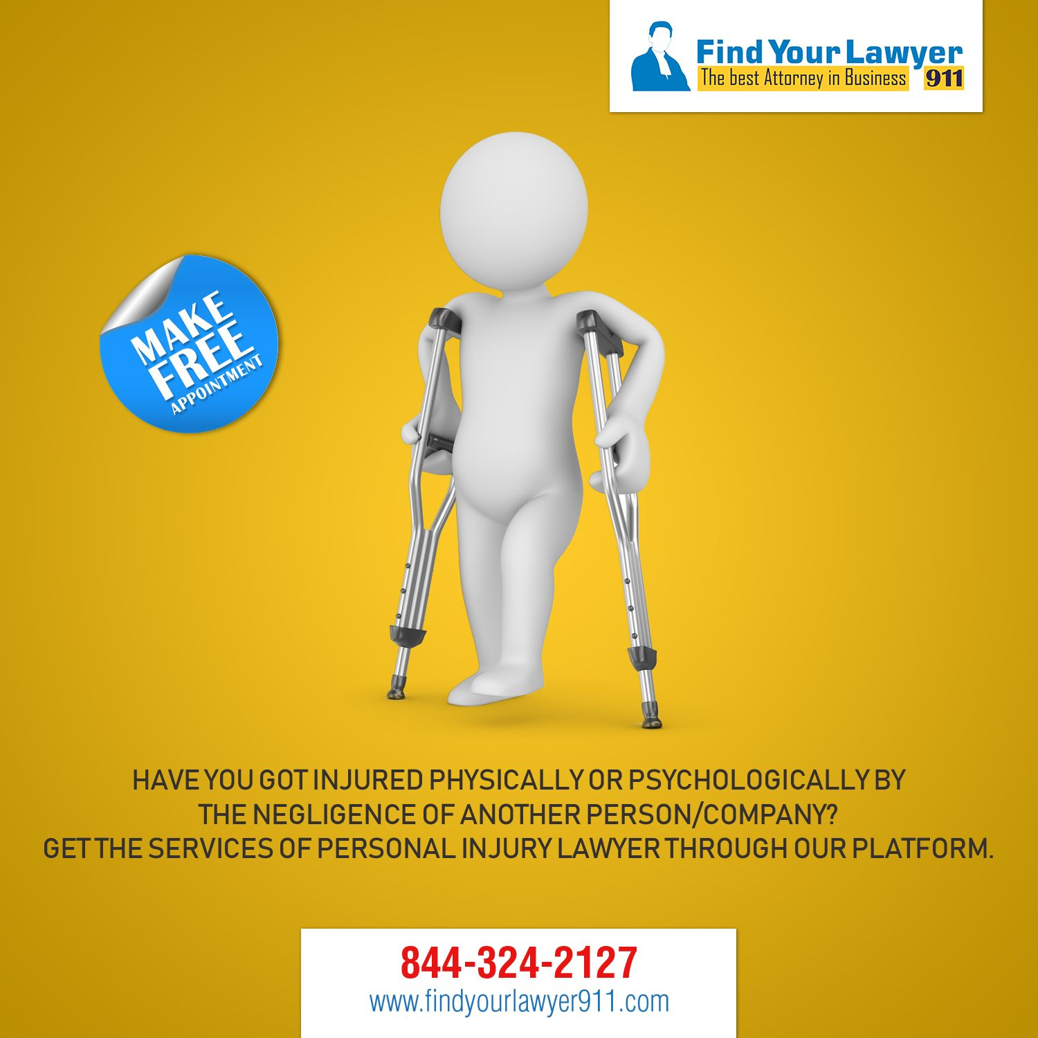 Most Reliable Personal Injury Lawyer, Clifton NJ (With