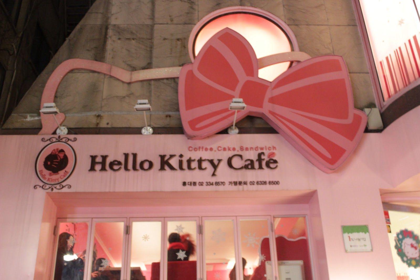House design hello kitty - Hello Kitty Cafe Design
