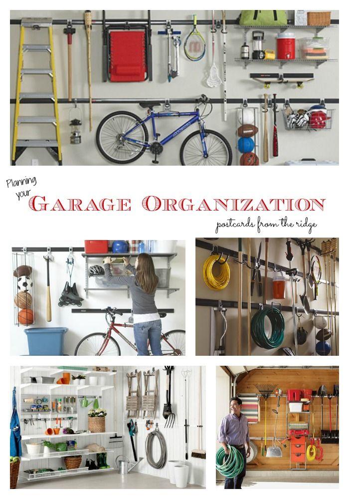 Project Organized Garage Planning Prep Work – Organize Garage Plans