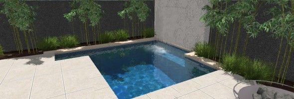 A Plunge Pool For Exercise Condo Spa Sa Show Special 007
