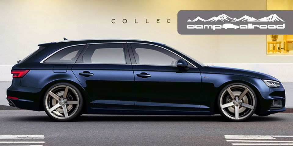 Render Tuning The B9 Audi A4 Avant By Camp Allroad