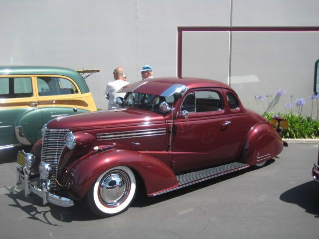 1938 Chevy Coupe American Classic Cars Chevy Custom Cars