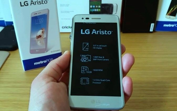 LG Aristo Metro PCS Price ,Specifications ,Reviews