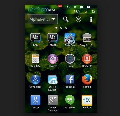 Download Dan Install Aplikasi Dual Bbm Di Android Sudah Bosen Dengan Hanya Menggunakan Satu Aplikasi Bbm Saja Maka Solus Android Aplikasi