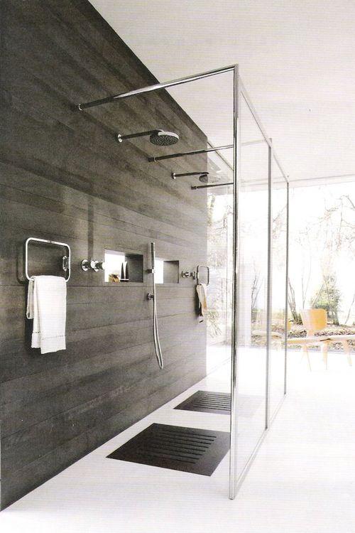 Double Showers Bath Design Bathrooms Remodel Shower Design