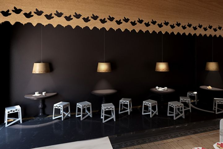 maxibread bakery and cafe by stone designs 04 - Cafe Design Ideas