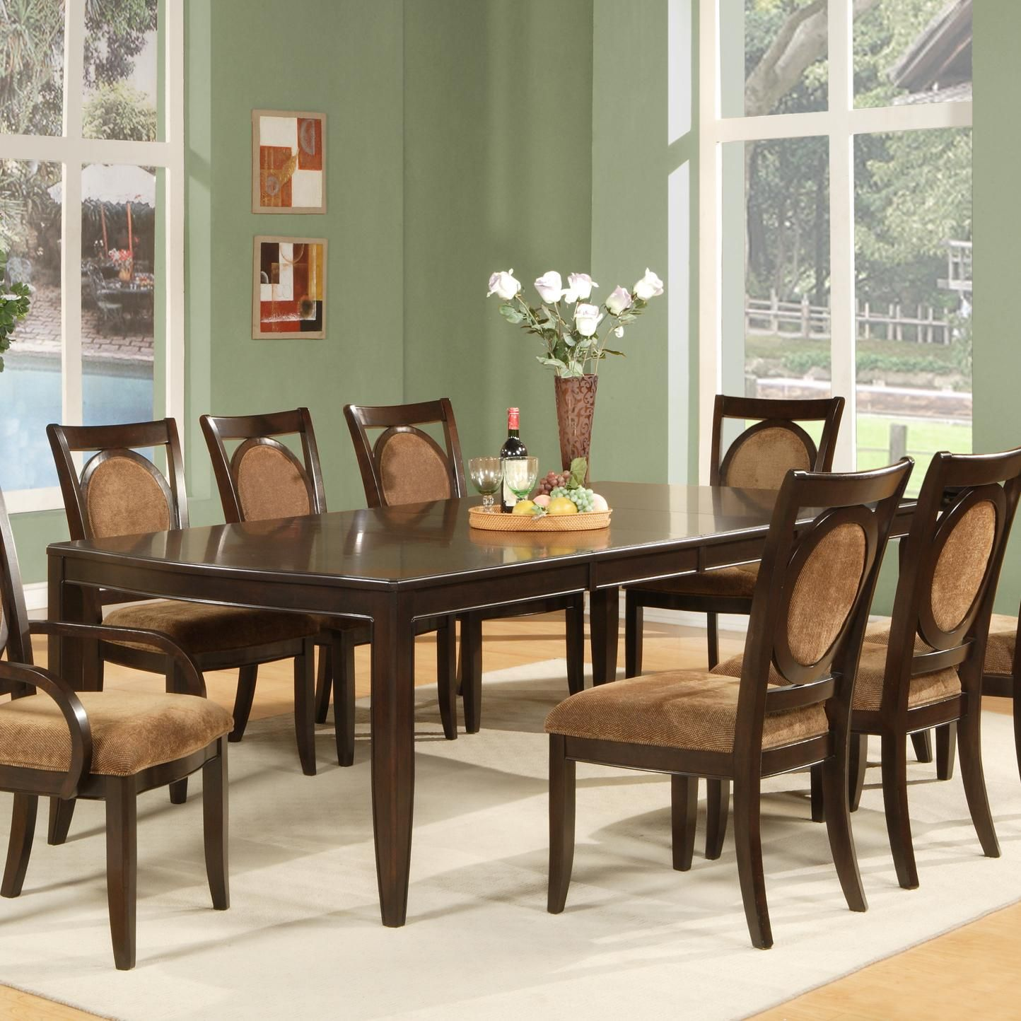 Formal Dining Sets Store  Rooms And Rest  Mankato Austin New Interesting Steve Silver Dining Room Set Design Inspiration