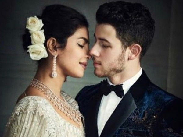 Mr And Mrs Nick Jonas Host Two Wedding Receptions Relationships