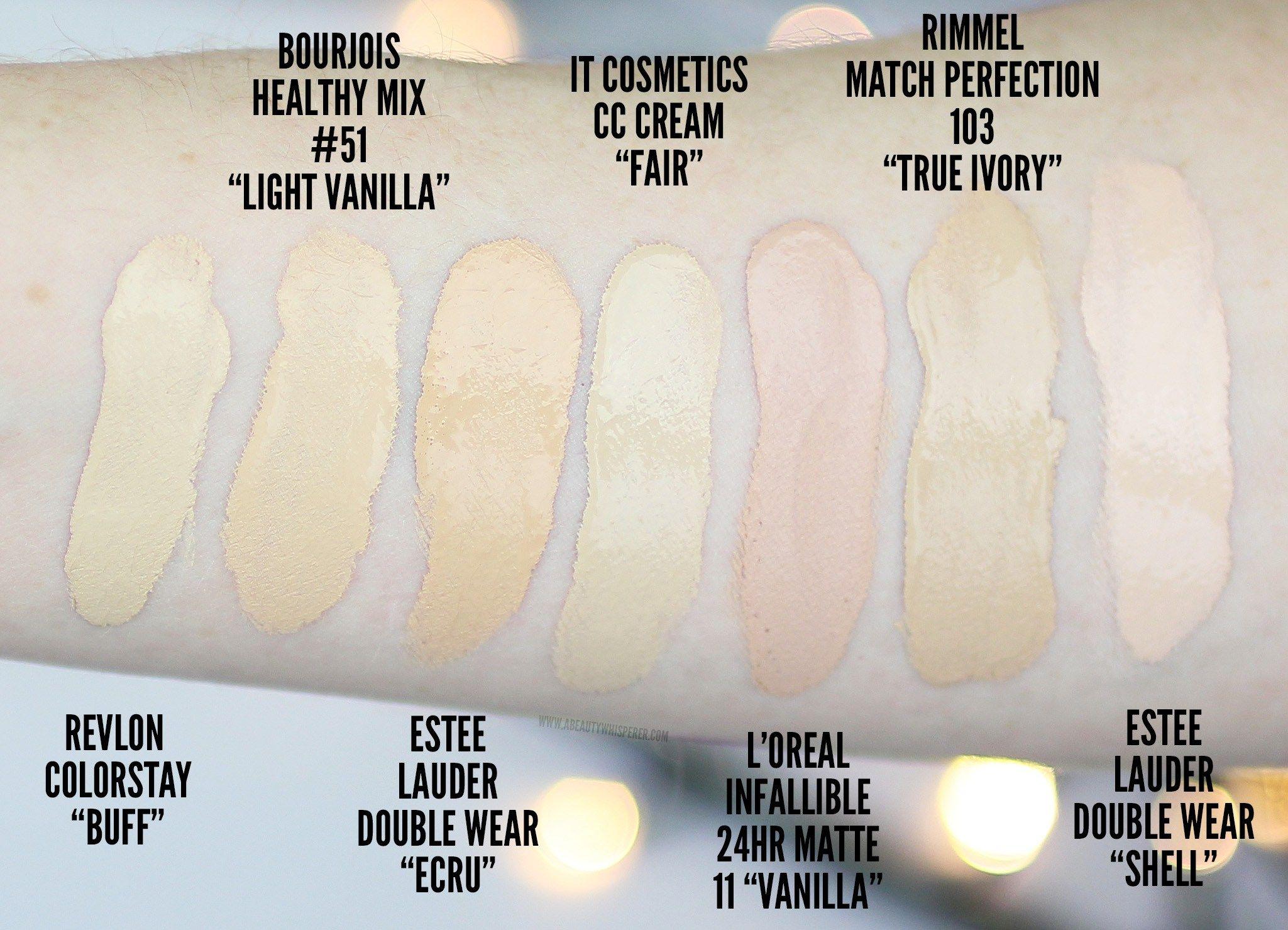 Bluehost Com It Cosmetics Cc Cream Swatches It Cosmetics Cc Cream Cc Cream Review
