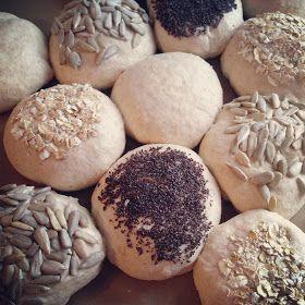 Fräulein Ordnung: Sonntagsbrötchen und lecker Brot