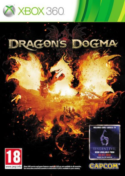 Pin by Collectorz com on Games | Dragon's dogma, Playstation