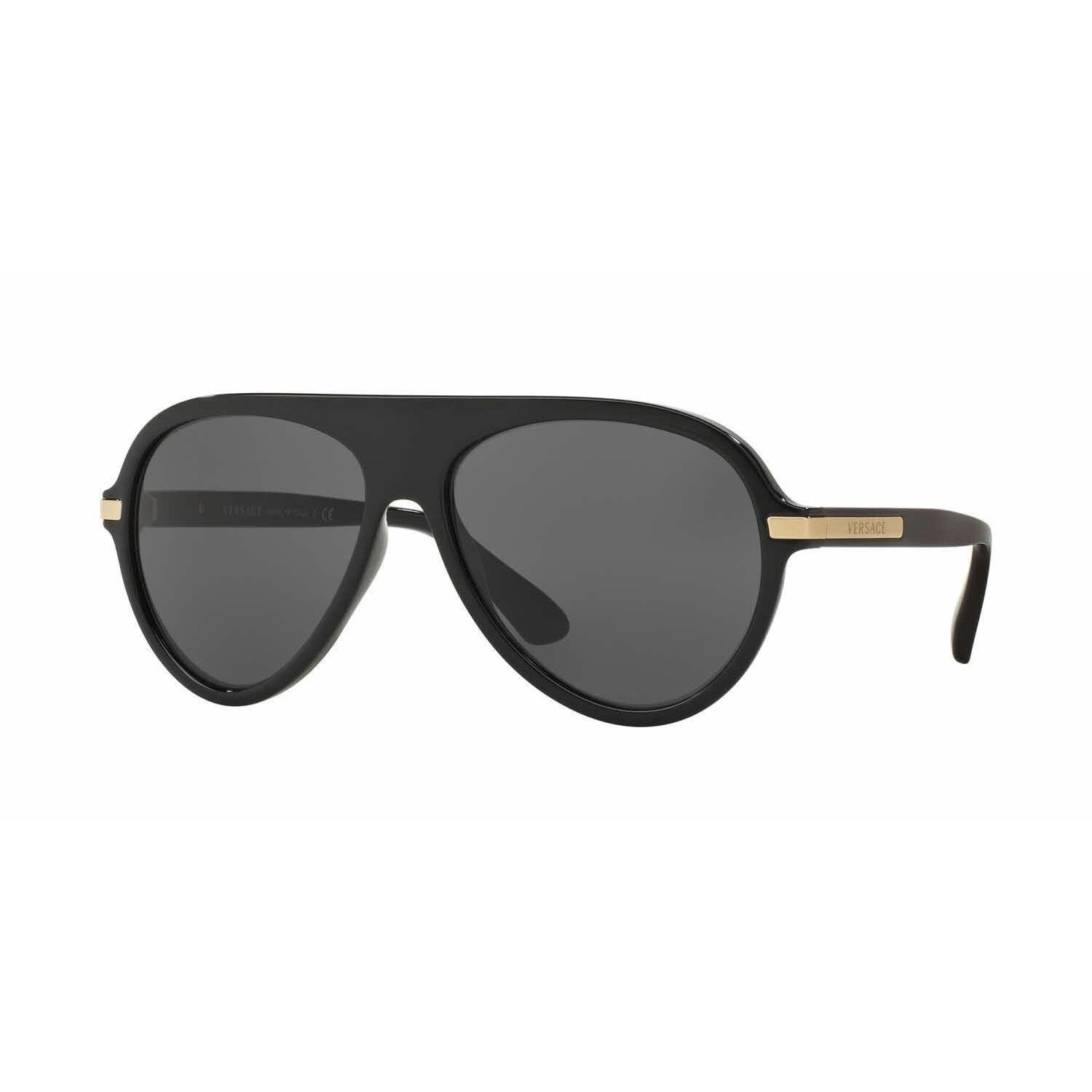 Versace Mens VE4321 GB1/87 Cateye Sunglasses, Men\'s | Products ...