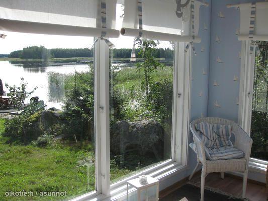 Myynnissä - Vapaa-ajan asunto, Maxmo, Vöyri-Maksamaa: 2h+k+lasiveranta - Maxmo, 66640 Vöyri-Maksamaa | Oikotie - via http://bit.ly/epinner