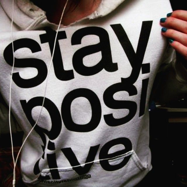 Stay positive. #quotes #frases · http://comcyl.com/stay-positive-quotes-frases/