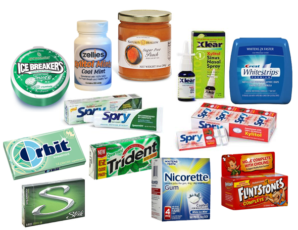 XYLITOL is used as a sweetener in many products, including gum, candy, baked goods and toothpaste. It can cause insulin release in most species, which can lead to liver failure. The increase in insulin leads to hypoglycemia (lowered sugar levels). Initial signs of toxicosis include vomiting, lethargy and loss of coordination. Signs can progress to recumbancy and seizures. Elevated liver enzymes and liver failure can be seen within a few days.
